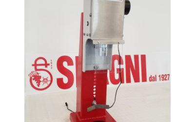 Capsuleuse électrique MADRID V2